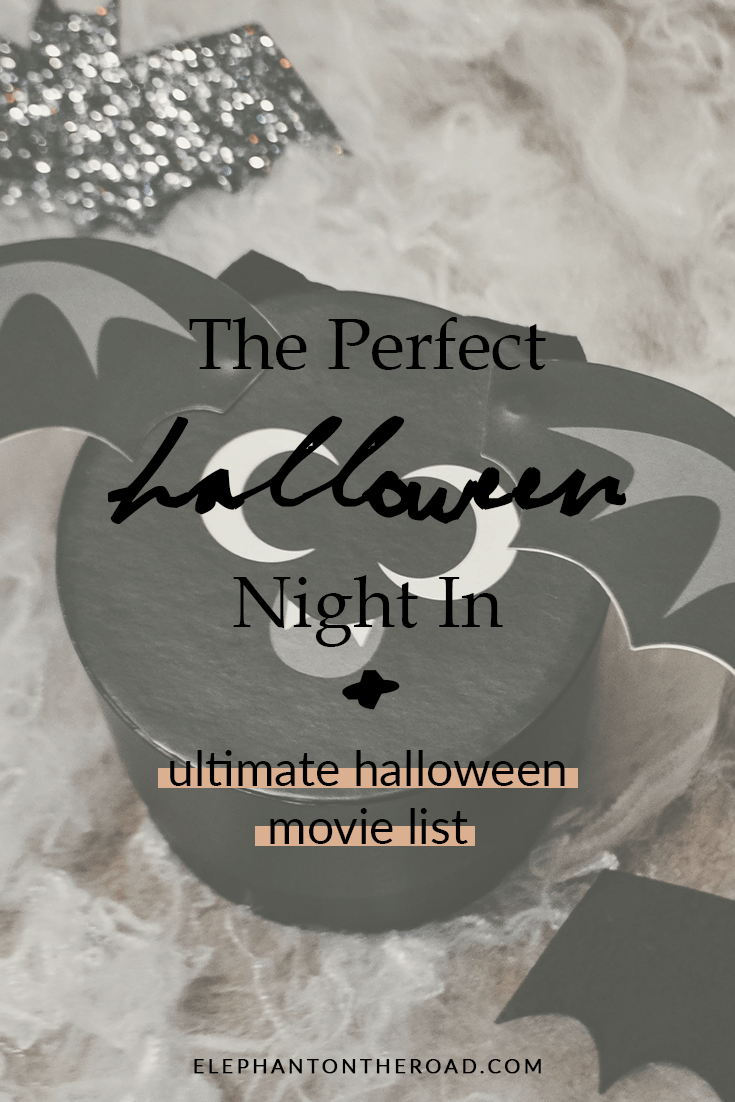The Perfect Halloween Night In Ultimate Halloween Movie List. Scary Movies. Horror Movies. Halloween. Halloween Night In. Elephant on the Road.
