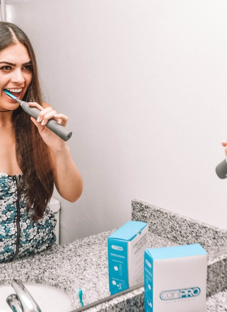 cariPRO™ Ultrasonic Electric Toothbrush. Smile Brilliant. Electric Toothbrush. Best Electric Toothbrush. Electric Toothbrush Discount. Electric Toothbrush Giveaway. Elephant on the Road.