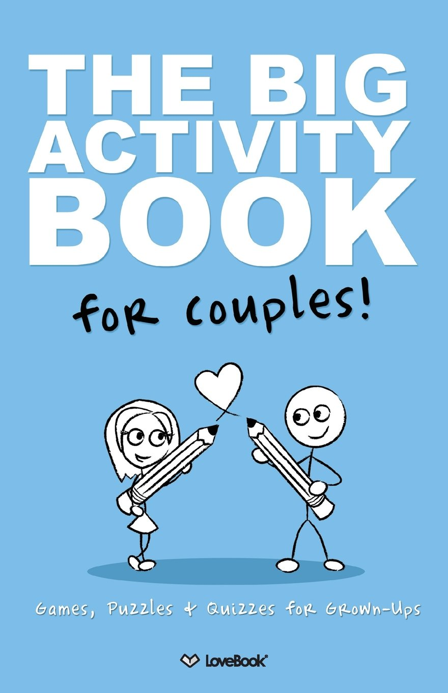 Activity Book For Couples. 10 Thoughtful Valentine's Day Gift Ideas For Couples. Valentine's Day Gift Guide. Valentine's Gifts For Him. Valentine's Gift Ideas Under 40. Best Valentine's Day Gifts For Couples. Valentine's Day Gifts For Boyfriend. Valentine's Day Gifts For Husband. Valentine's Day Gifts For Girlfriend. Elephant on the Road.