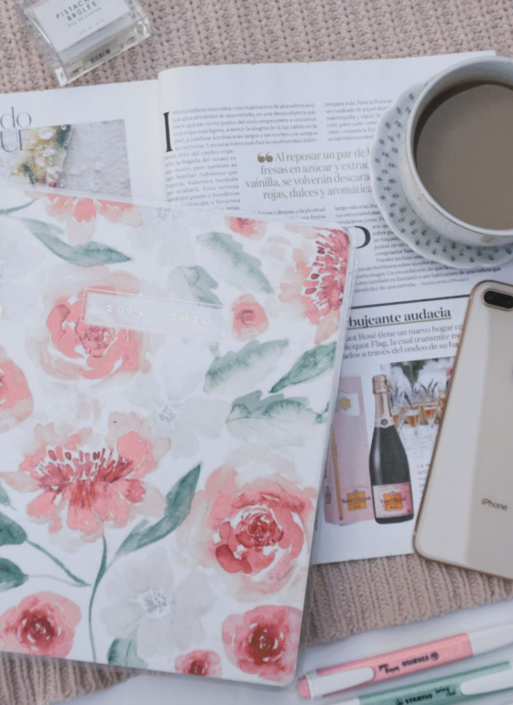 The Best Planner For Bloggers