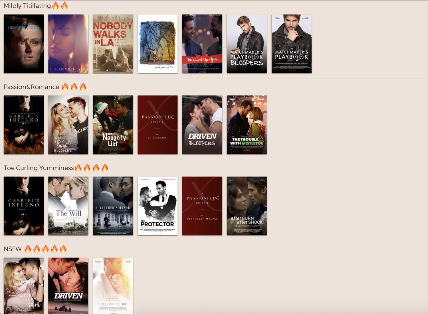 I Tried Passionflix & This Is It What I Think. Streaming Service. Romance Books Turned Into Movies. Romance Movies. Best Romance Movies To Watch. Romance Movies Watch List. Passionflix Review. What's Passionflix. Elephant on the Road.