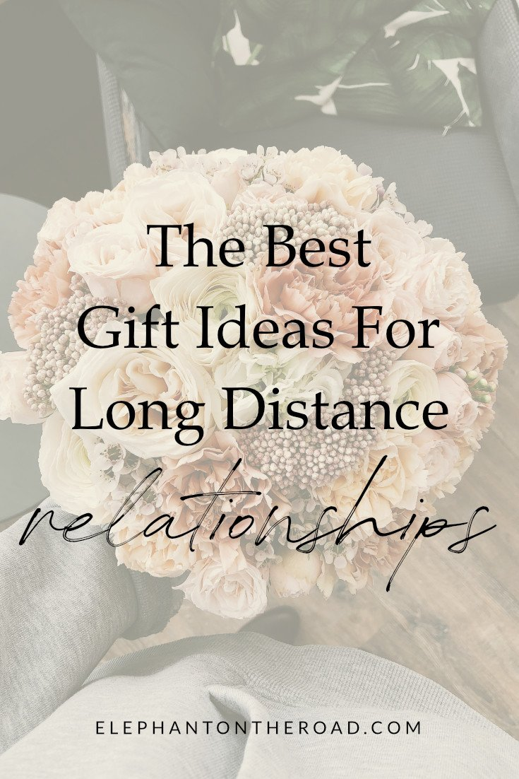 The Best Gift Ideas For Long Distance Relationships. Gift Ideas. Long Distance Relationship Tips. LDR. Gifts For Girlfriends. Gifts For Boyfriends. Christmas Gift Ideas. Valentine's Day Gift Ideas. Elephant on the Road.