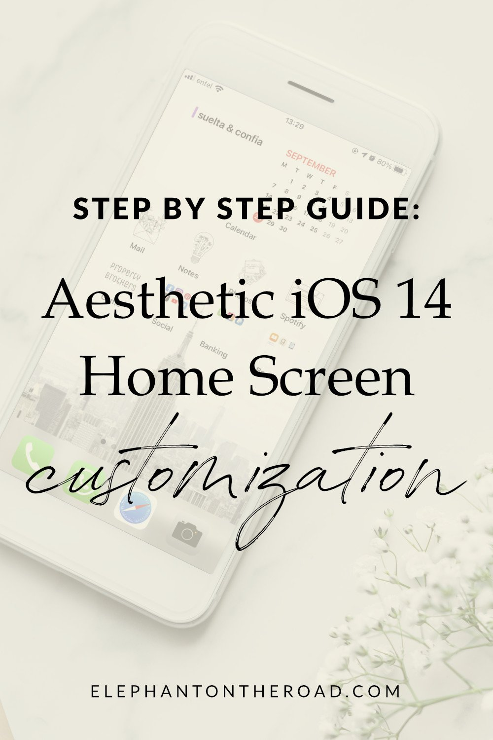 Aesthetic iOS 14 Home Screen Customization. Aesthetic iOS 14 Home Screen Tutorial. iOS 14 Home Screen Widgets. iOS 14 Home Screen Layout Ideas. iOS 14 Home Screen Edit Apps. iOS 14 Home Screen Styles. iOS 14 Home Screen Cute Ideas. iOS Home Screen Setup. Elephant on the Road.