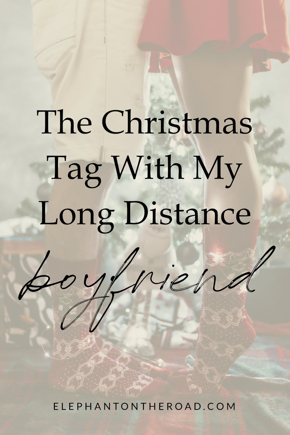 The Christmas Tag With My Long Distance Boyfriend. Long Distance Relationship Tips. Longs distance relationship Advice. Questions About Long Distance Relationship. Long Distance Relationship. LDR. Long Distance Relationship Couple. Christmas for Long Distance Relationships. Holidays with Long Distance Relationships. Elephant on the Road.