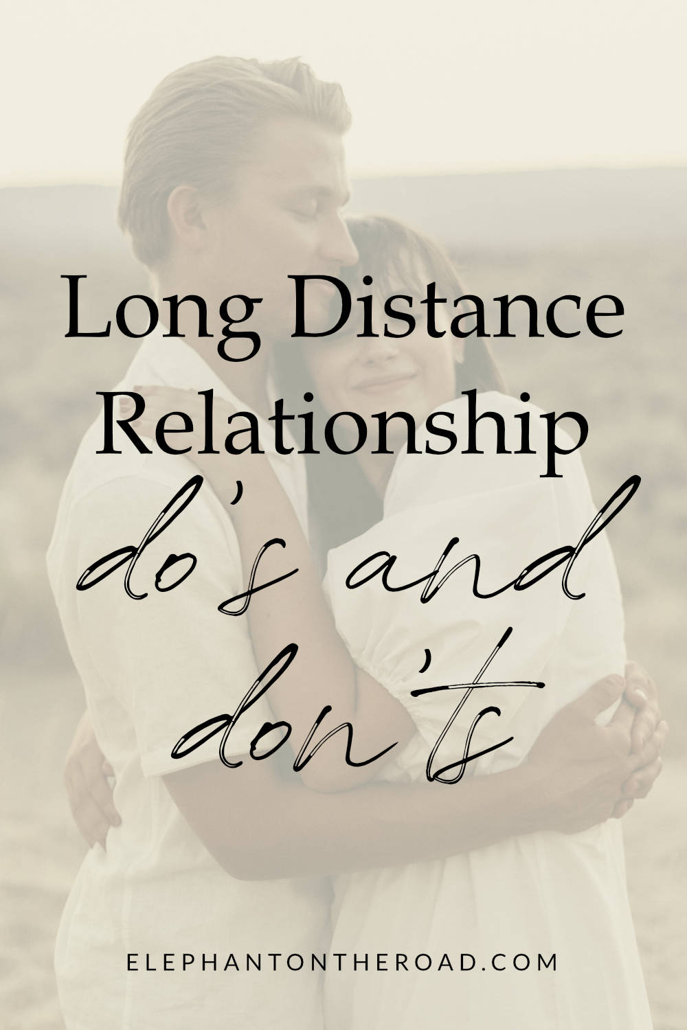 Long Distance Relationship Do's And Don'ts. How To Make A Long Distance Relationship Work. Maintain A Long Distance Relationship. Tips To Make A Long Distance Relationship Work. Long Distance relationship Tips. Long Distance Relationship Advice. LDR Tips. LDR Advice. Long Distance Boyfriend. Long Distance Girlfriend. Elephant on the Road.